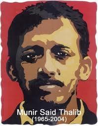 Biografi Munir Said Thalib