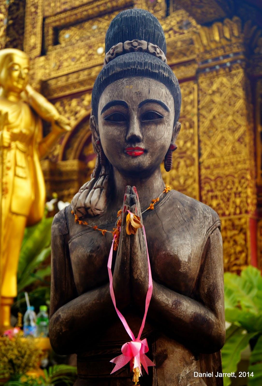 Wat Mahawan Tha Phae Road Chiang Mai