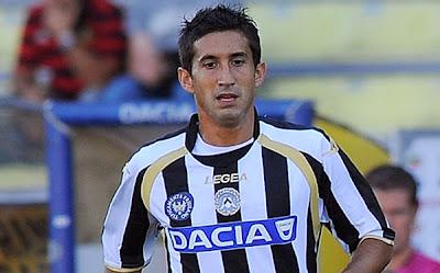 Giampiero Pinzi - Udinese (1)