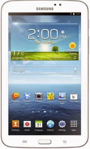 Spesifikasi Dan Harga Tablet Samsung Galaxy Tab 3 70