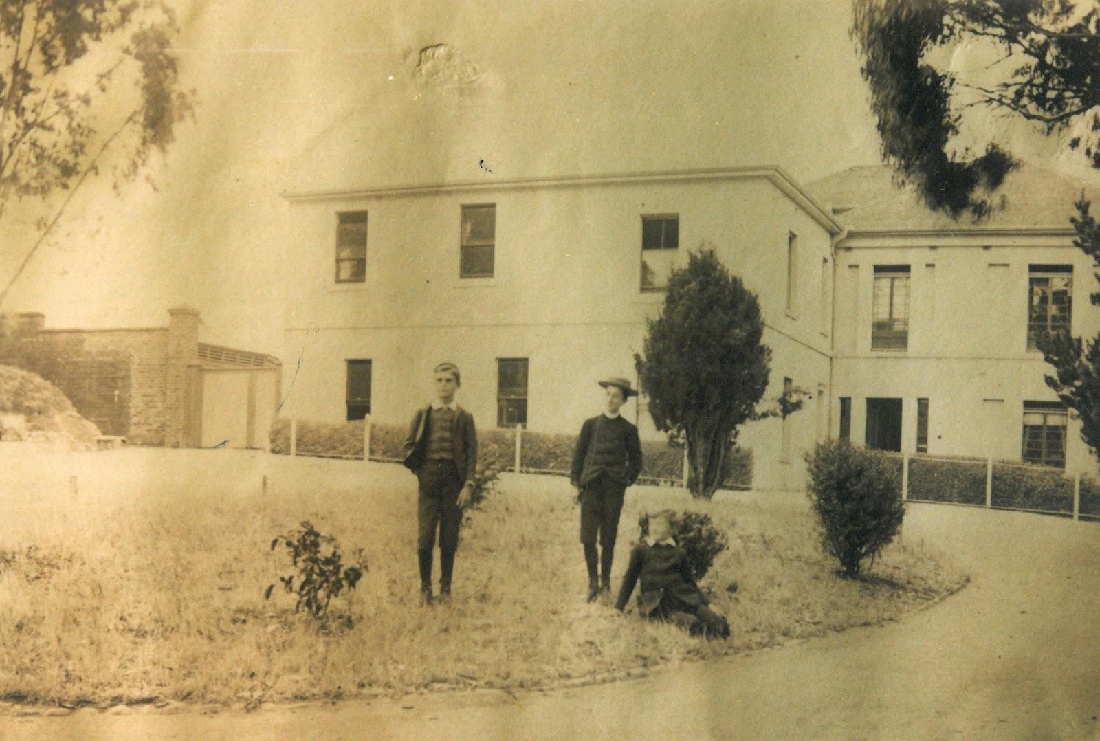 On The Convict Trail: Hobartville