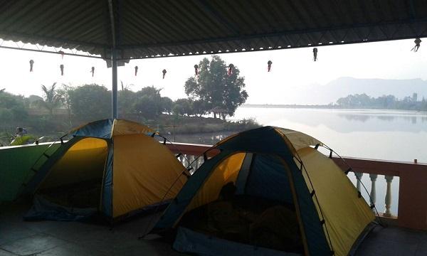 Tikona Camping Mumbai