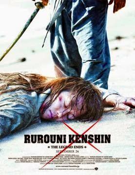 Rurouni Kenshin: La Leyenda Termina en Español Latino
