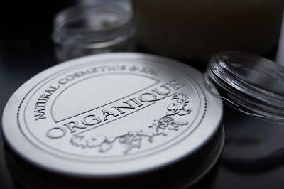 Masło Organique Guarana - moja nowa miłość