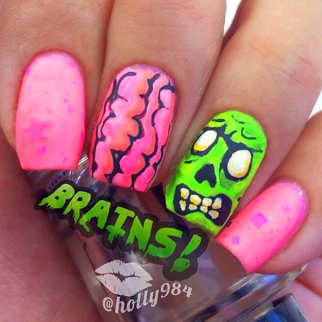 Tinklesmakeup Smaltopedia 20 5 Halloween Nails