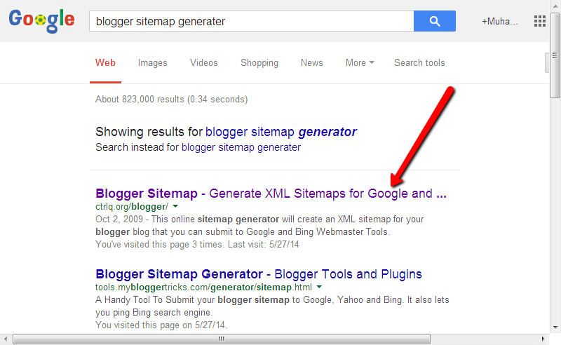 how to submit blog s in bing webmaster tools with sitemap seo
