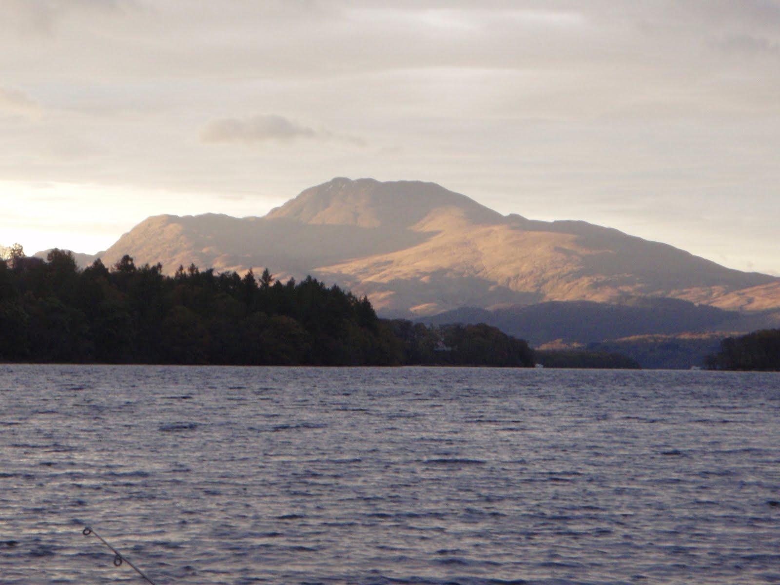 Scottish fishing guide ben lomond loch lomond for Loch lomond fishing