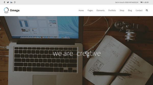 Multi-Purpose Responsive Bootstrap Theme