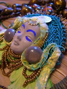 Inca Beauty- spillone da KCs.