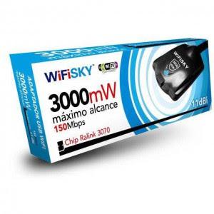 Driver WiFiSKY 3000 mW 11dBi