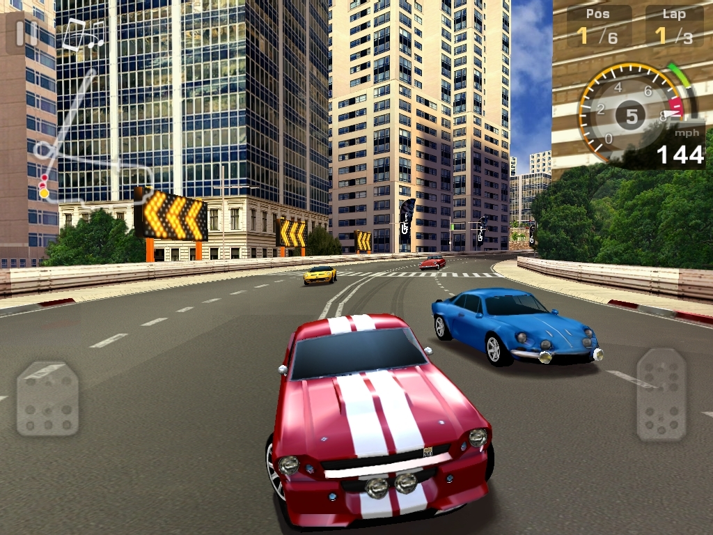 GT Racing: Motor Academy   for Android - Download