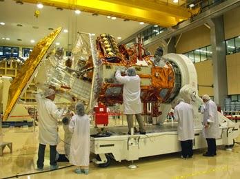 Satelite Argentino Arsat-1