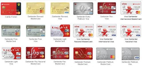 Como Solicitar Um Cart O De Cr Dito Do Santander