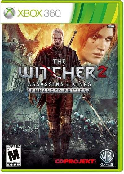 The Witcher 2 Assassins Of Kings Enhanced Edition Xbox 360 Espaol NTSC 