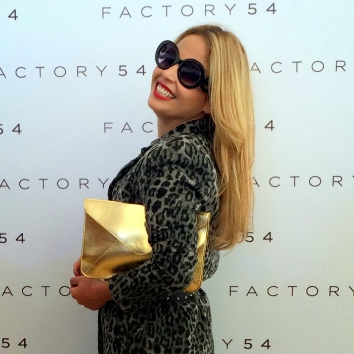 בלוג אופנה Vered'Style תצוגת האופנה של פקטורי 54 לקיץ 2014 - האאוטפיט