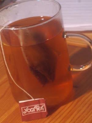 Mein Yogi-Tee, um den Mama-alltag zu starten