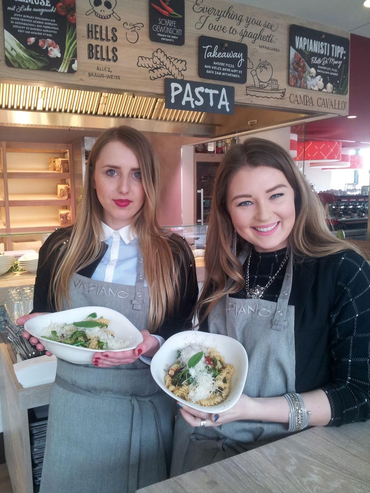 vapiano, blogger, kochen, hamburg,neueröffnung, rothenbaumchaussee, pasta, , lynns pretty mess, italienische nudeln, Gerichte, Parmesan
