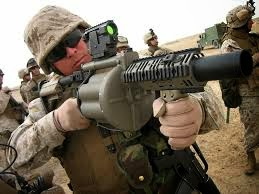 pasukan bersenjata granat
