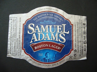 American Craft Brewer Samuel Adams
