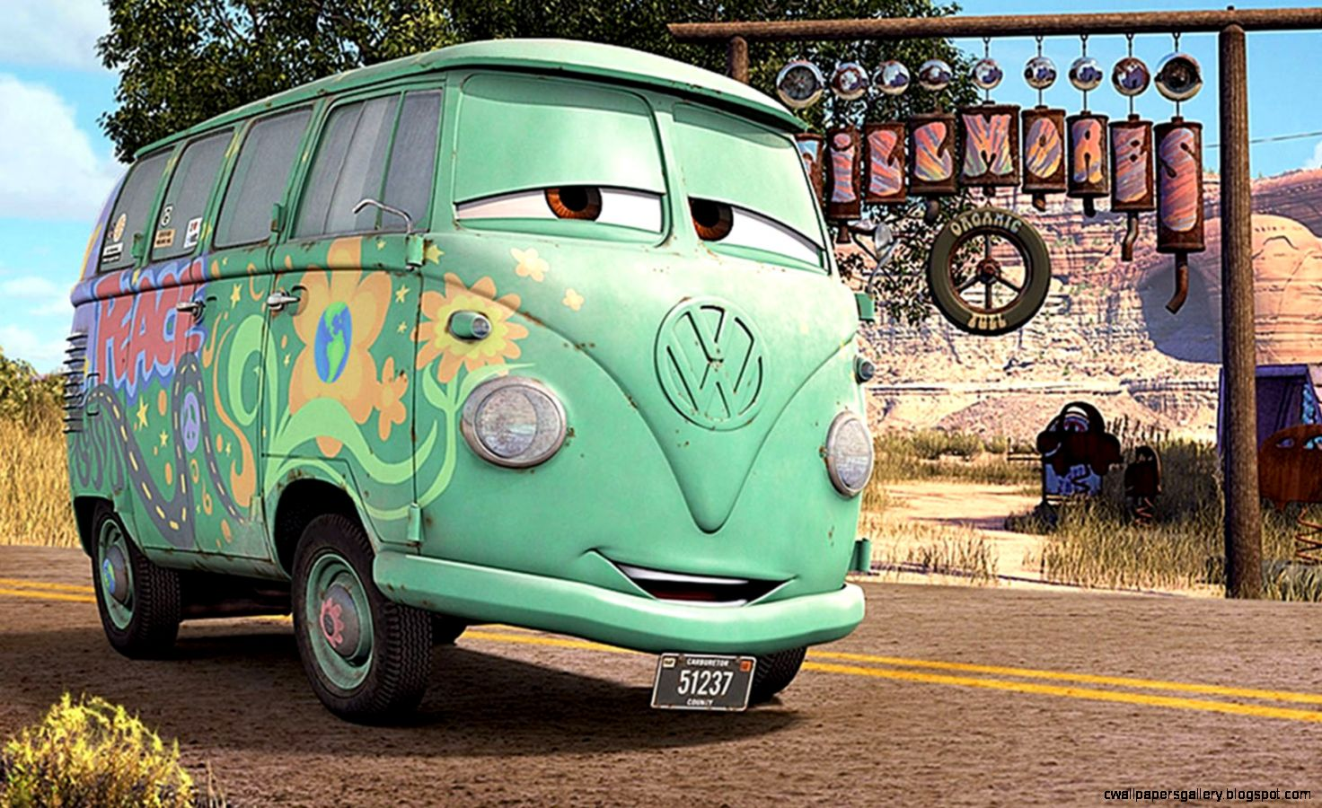 filmore cars vw bus1