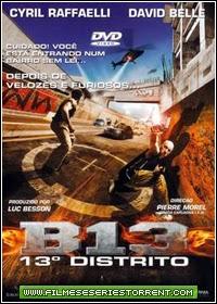 B13 - 13º Distrito Torrent Dublado (2004)