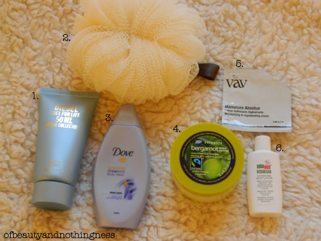 January Empties: Bath & Body