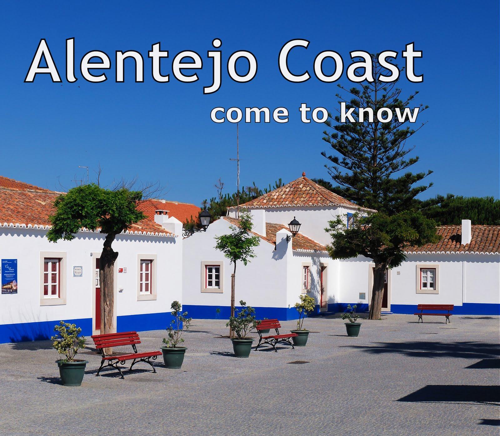 Tourism Coast Alentejo