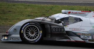 Audi R18 e-tron quattro n°2 Tag Heuer