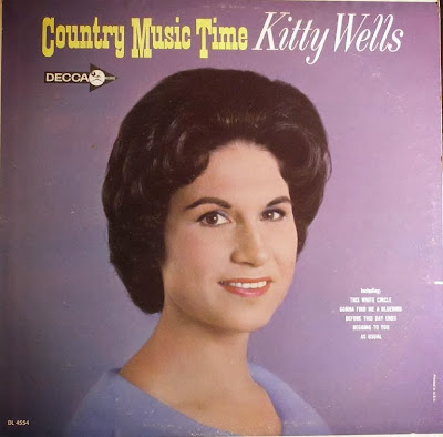 Kitty Wells - Lonely Is A Word