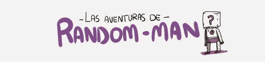 Las aventuras de Random Man