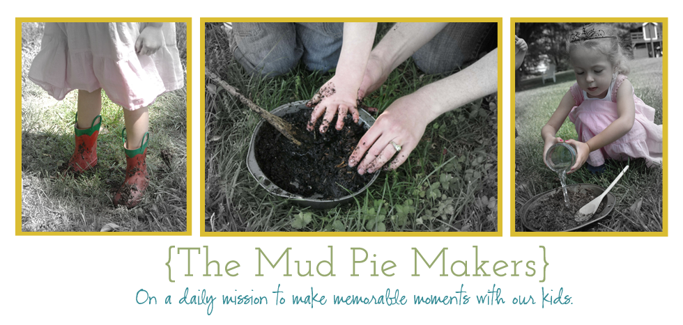 the mud pie makers