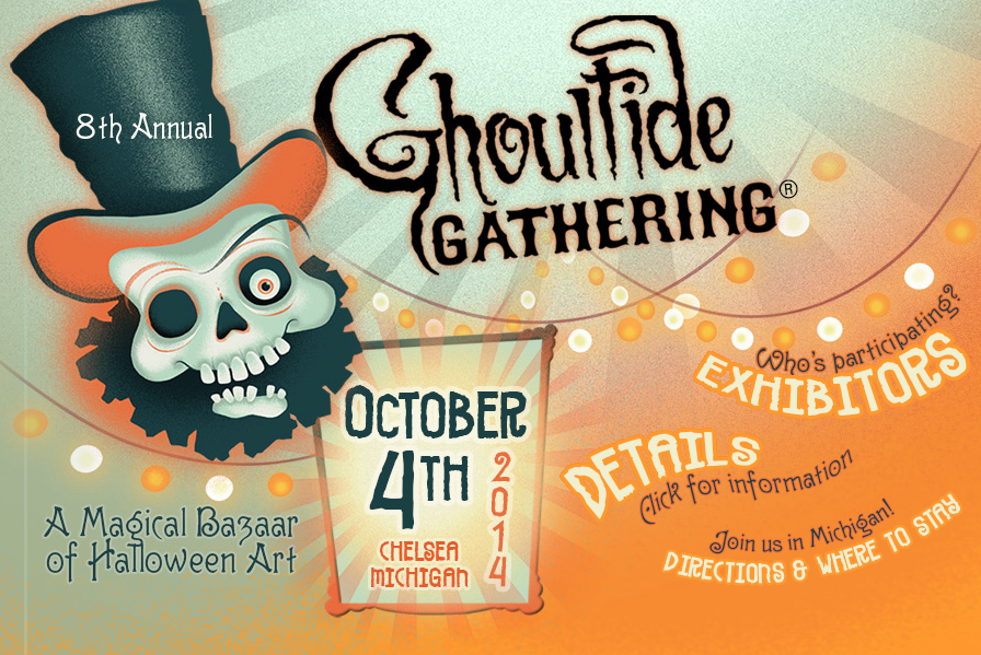 8th Annual Ghoultide Gathering