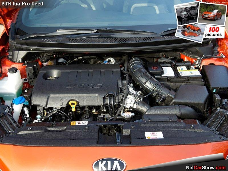 Kia Pro Ceed 2014