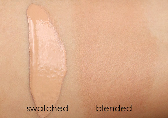 Maybelline Dream Fresh BB Cream Light/Medium Swatches