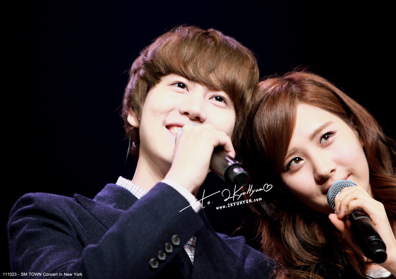 super junior kyuhyun and snsd seohyun dating
