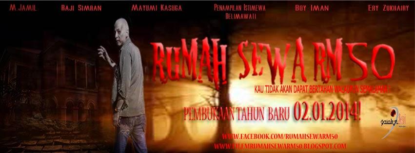 RUMAH SEWA RM 50