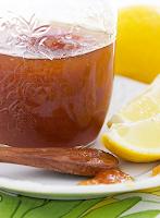 Geleia de Limão Siciliano (vegana)