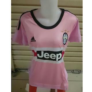 GAMABR DESAIN TERBARU MUSIM DEPAN Jersey ladies Juventus away terbaru musim 2015/2016 di enkosa sport