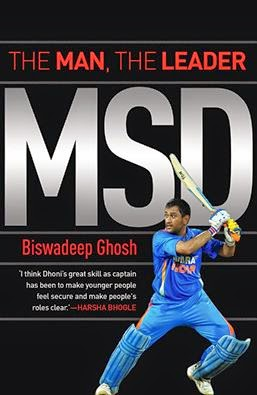 MSD: The Man, The Leader Book