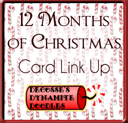 The 12 Months of Christmas Card Link Up