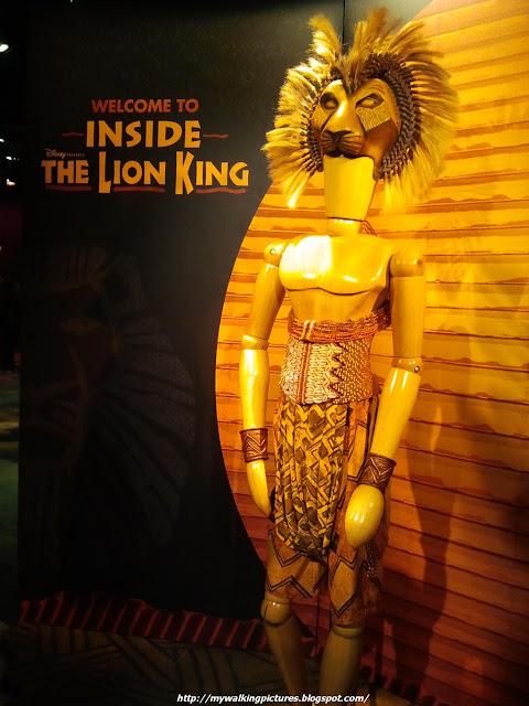 Lion king cheetah puppet - photo#8