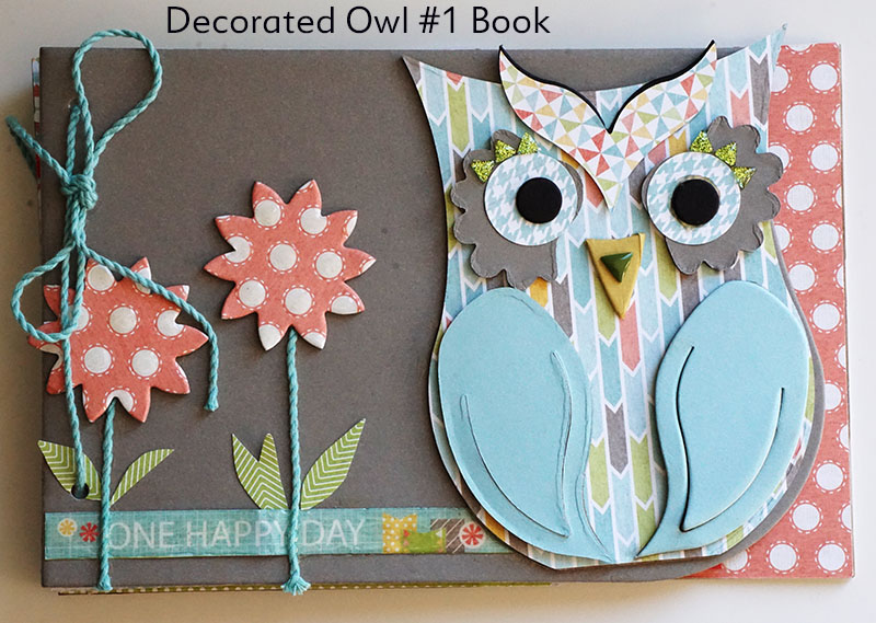 how to decorate cover page of book