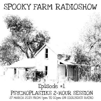 spooky farm radioshow introduces the first deep house and techno set