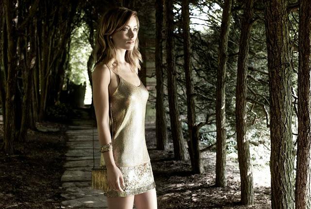 Olivia Wilde for Bobo Spring 2013