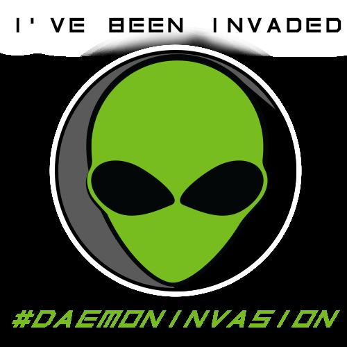 #DaemonInvasion