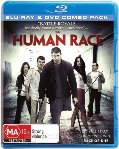 The Human Race (2014) BluRay 720p Legendado
