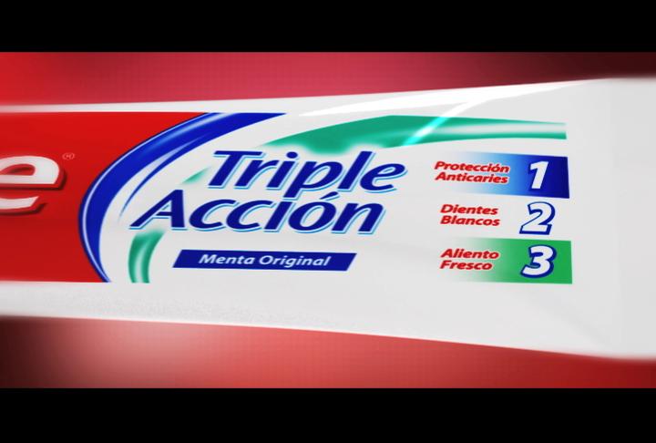 Colgate Triple Accion