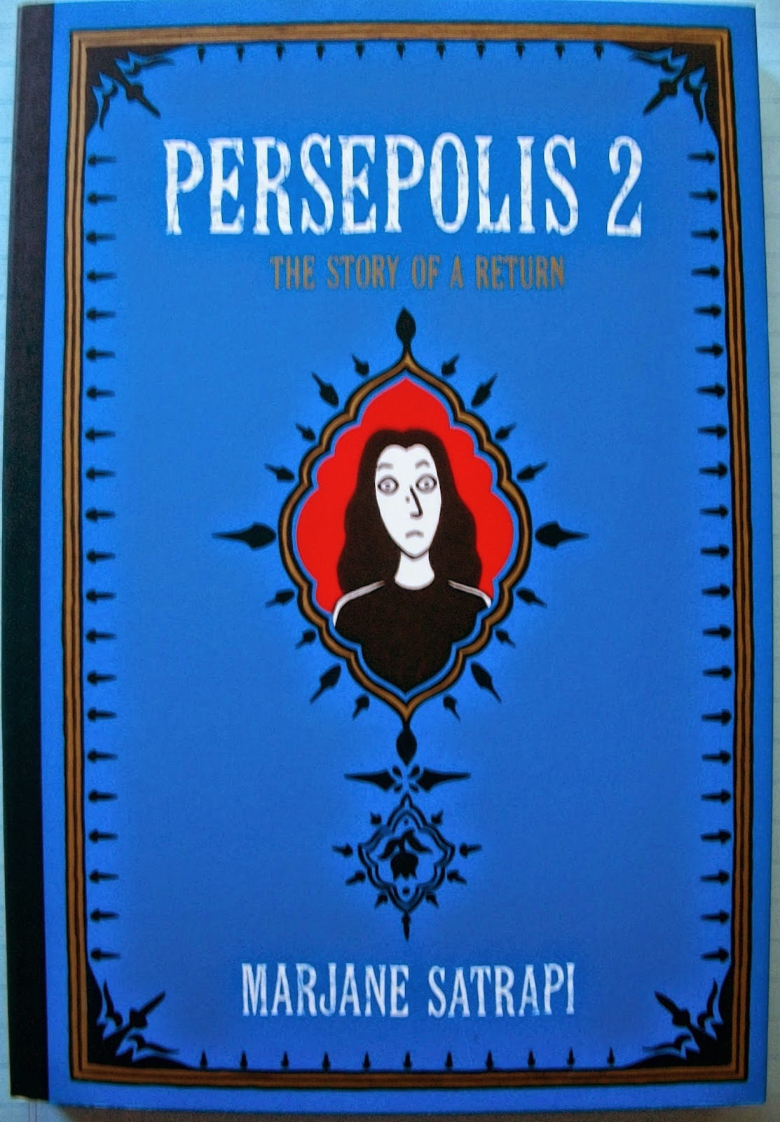 music in marjane satrapis persepolis Marjane – it's pronounced with a soft j and an open second vowel – can generally make do without a photograph, after all persepolis , the acclaimed two-volume memoir that is the reason i'm .