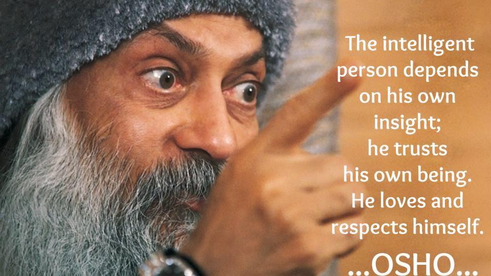 life and spirituality osho quotes