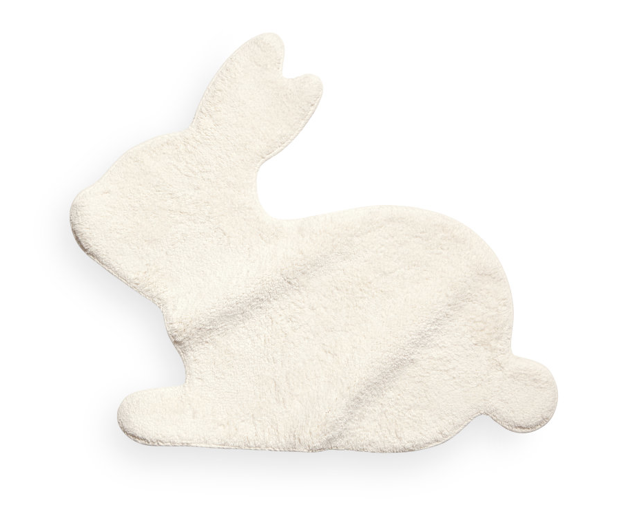 mamasVIB | V. I. BUYS: H&M Rabbit shaped rug for kids bedrooms